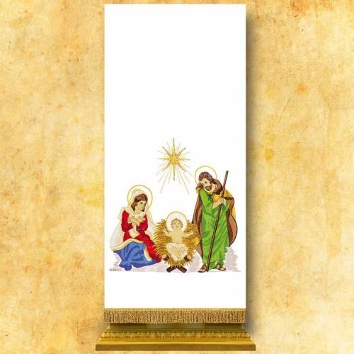 """Voile de lutrin """"Sainte Famille"""""""