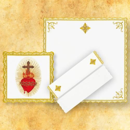 Ligne d'autel GOLD - Le cœur Jésus