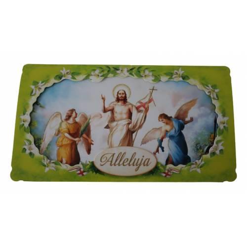 Pack de 8 cartes de vœux 3D - Pâques