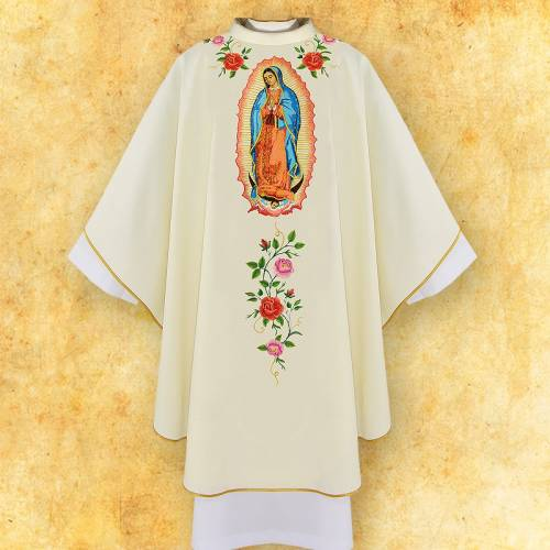 "Chasuble ""Guadelupe"""