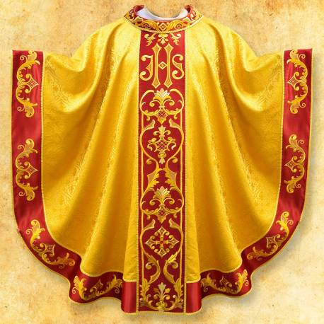 "Chasuble ""PSALMUS"""