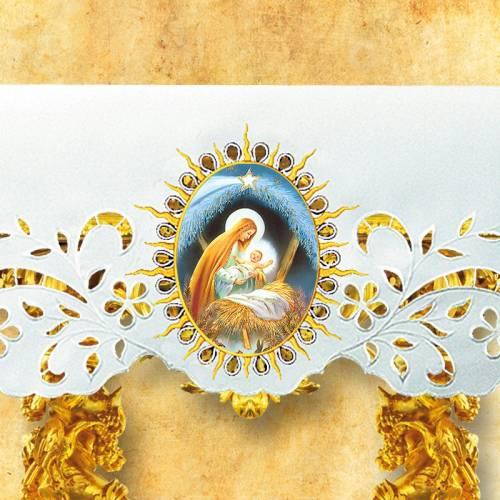 Nappe d'autel - Noël 5