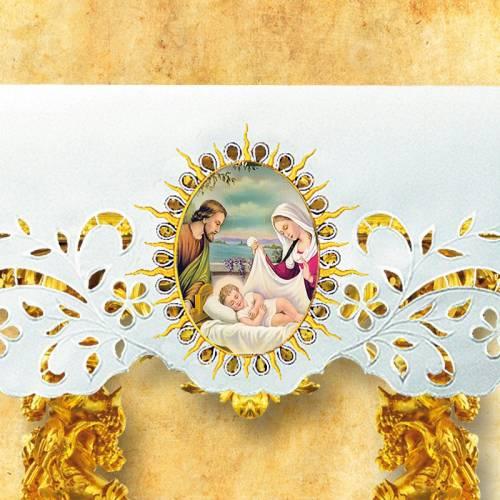 Nappe d'autel - Noël 7