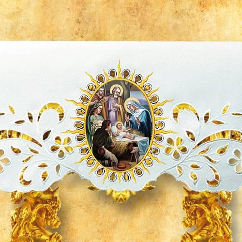 Nappe d'autel - Noël 9