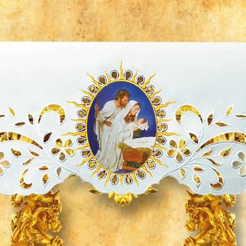 Nappe d'autel - Noël 10