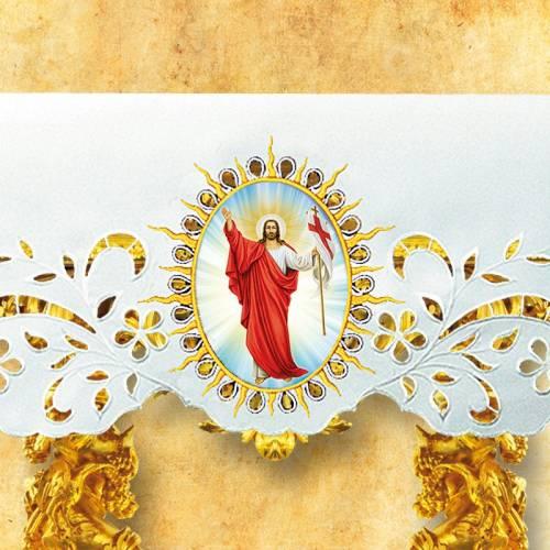 Nappe d'autel - Noël 12