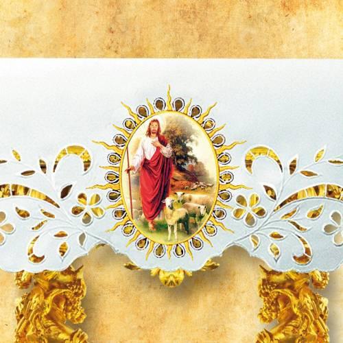 Nappe d'autel - Pâques 2