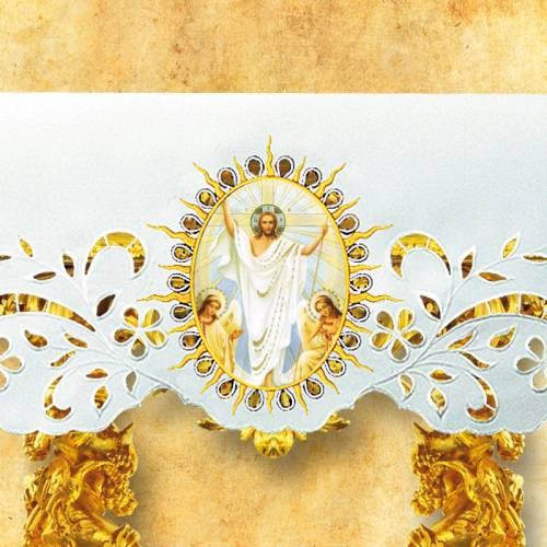Nappe d'autel - Pâques 3