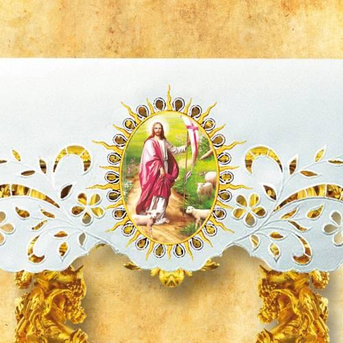 Nappe d'autel - Pâques 4