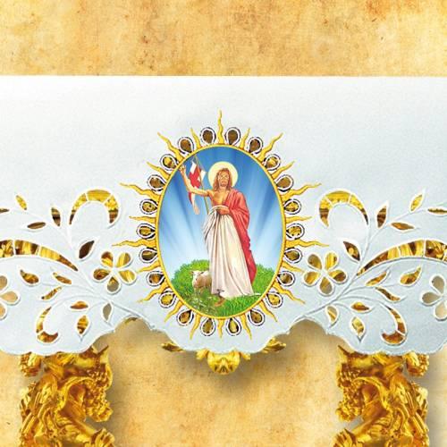 Nappe d'autel - Pâques 5
