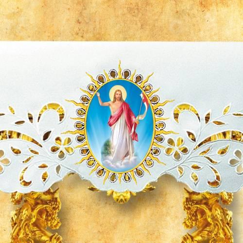 Nappe d'autel - Pâques 7