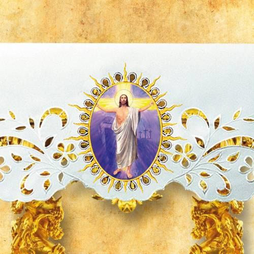 Nappe d'autel - Pâques 8