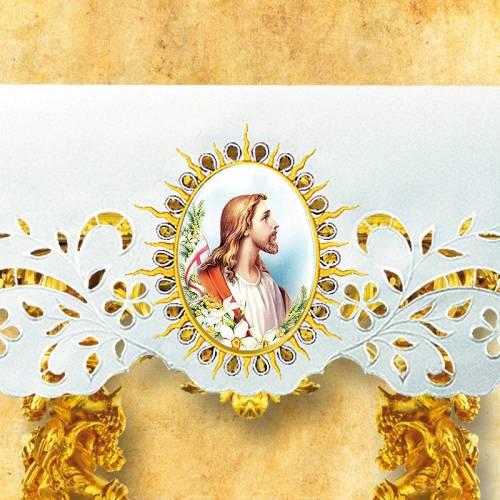 Nappe d'autel - Pâques 9