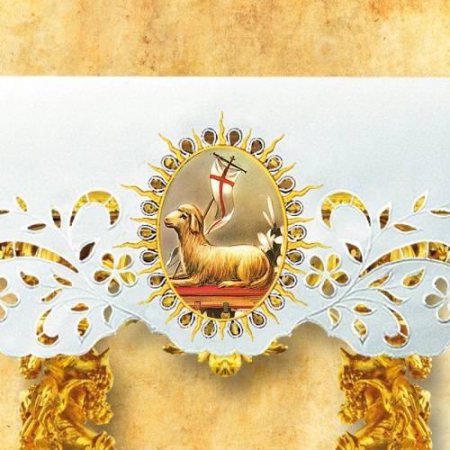 Nappe d'autel - Pâques 10