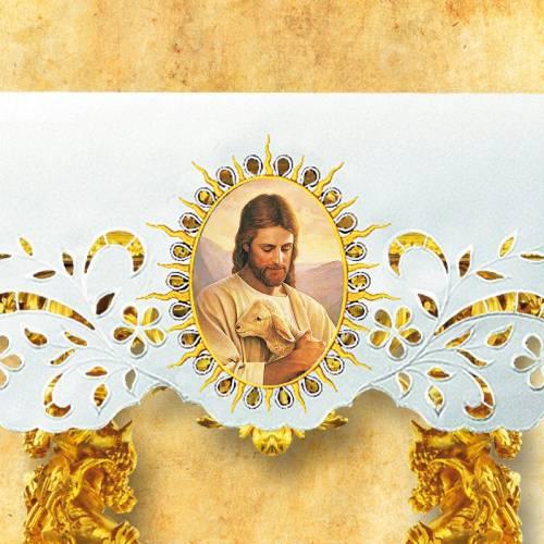 Nappe d'autel - Pâques 11