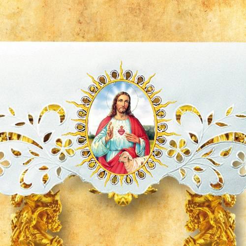 Nappe d'autel - Pâques 12