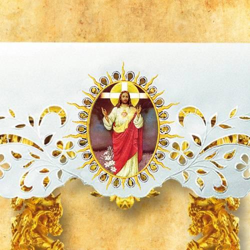 Nappe d'autel - Pâques 13