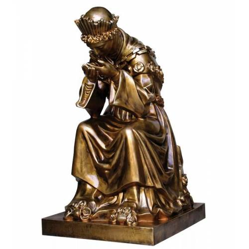 Statue Notre Dame de la Salette - 126 cm