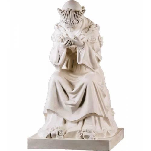 Statue Notre Dame de la Salette - 84 cm