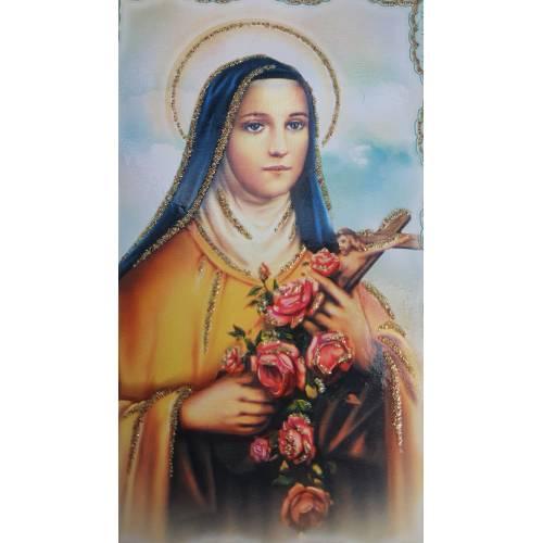 """Voile de lutrin """"Sainte Thérèse"""""""