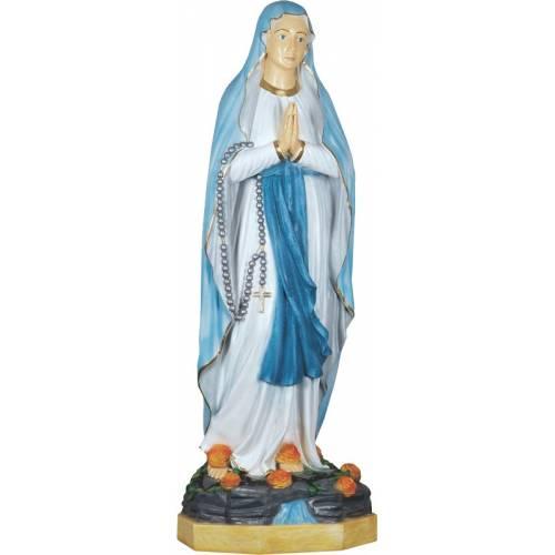 Statue Notre Dame de Lourdes 152 cm