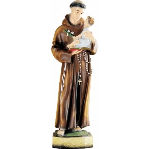 Statue Saint Antoine du Padoue 64 cm