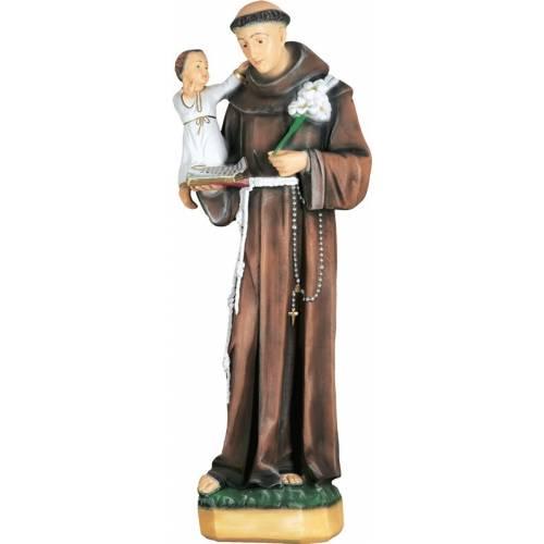Statue Saint Antoine du Padoue 118 cm
