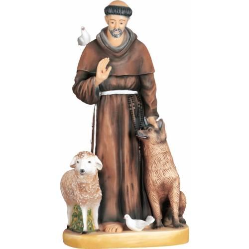 Statue Saint Francois 126cm