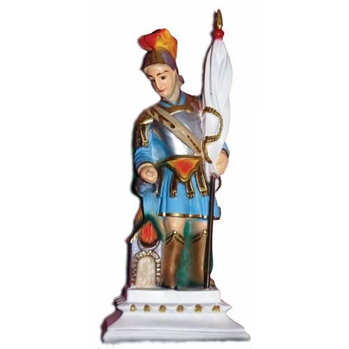 Statue Saint Florian 27cm