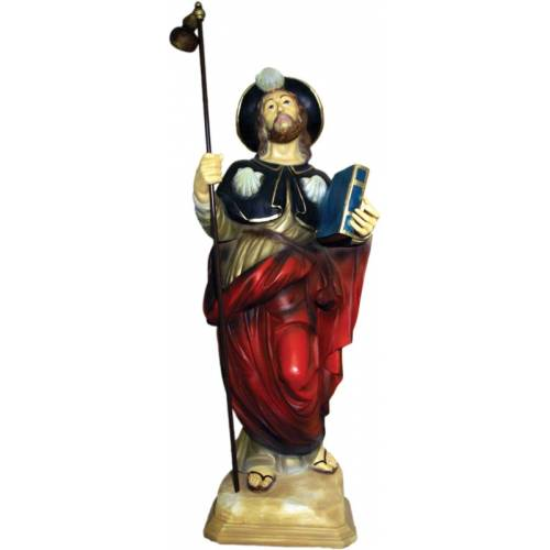 Statue Saint Jacques 80cm