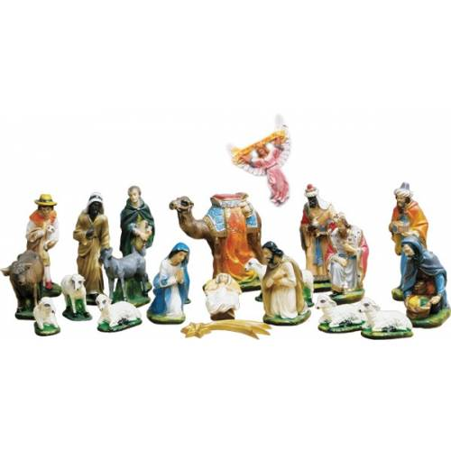 Creche - 21 figurines