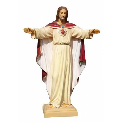 Statue de Jésus-Christ 55 cm