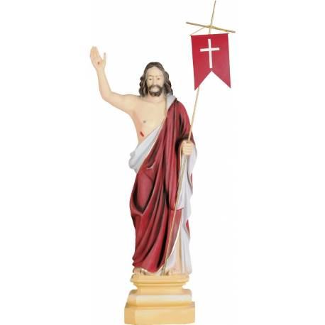 Statue le Christ ressuscité 118 cm