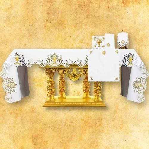 Nappe d'autel Calice