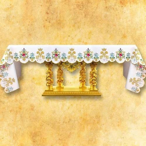 Nappe d'autel SANTA MADONNA