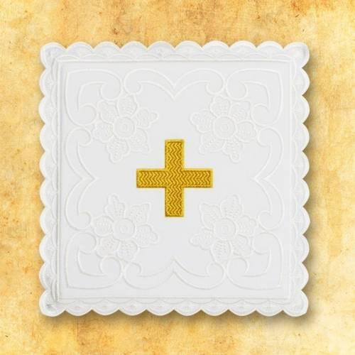 Linge d'autel Bianco Fiori