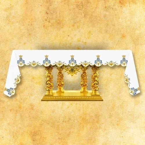 Nappe d'autel Mariale Royal