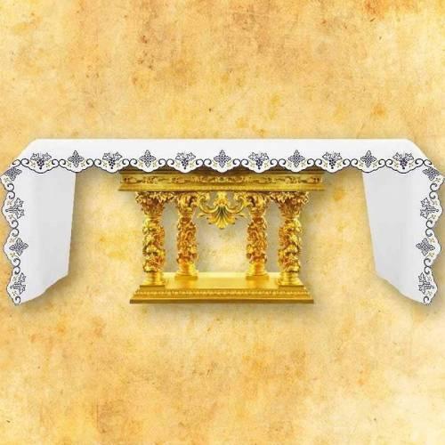 Nappe d'autel Paschal