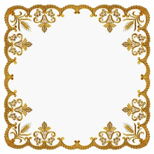 """Serviette d'autel """"Italian Gold"""""""