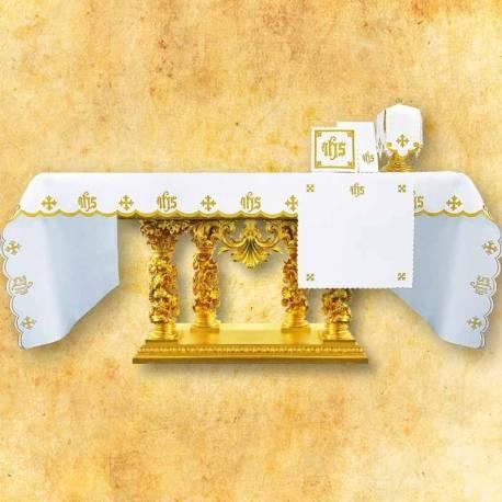 """Nappe d'autel """"Cathedrale"""""""