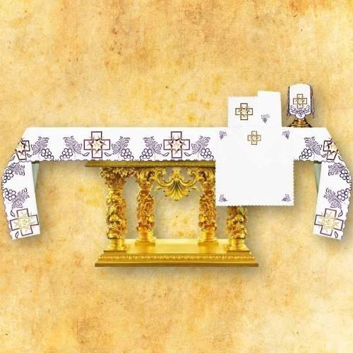 Nappe d'autel Carême