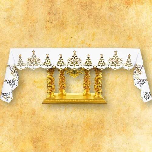 Nappe d'autel GLORIA- Sapin