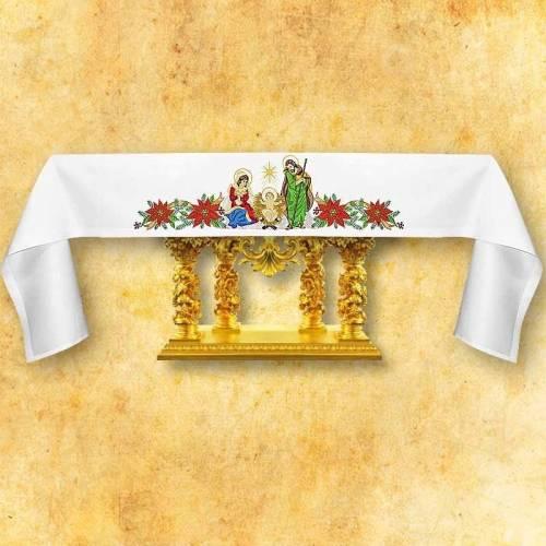 Nappe d'autel SAINTE FAMILLE