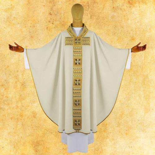 CHASUBLE ROMA GOLD