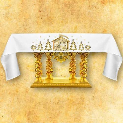 Nappe d'autel NOEL