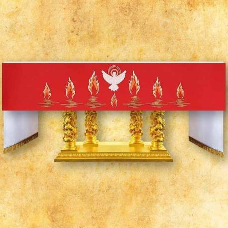 "Antepedium frontal ""Saint Esprit"""