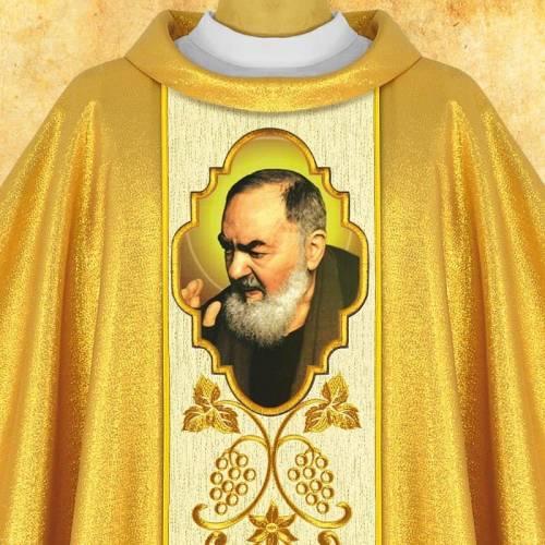 """Chasuble """" Padre Pio"""""""