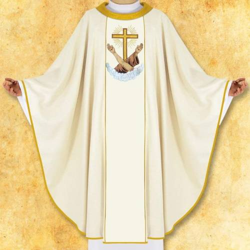 "Chasuble ""Franciscain"""