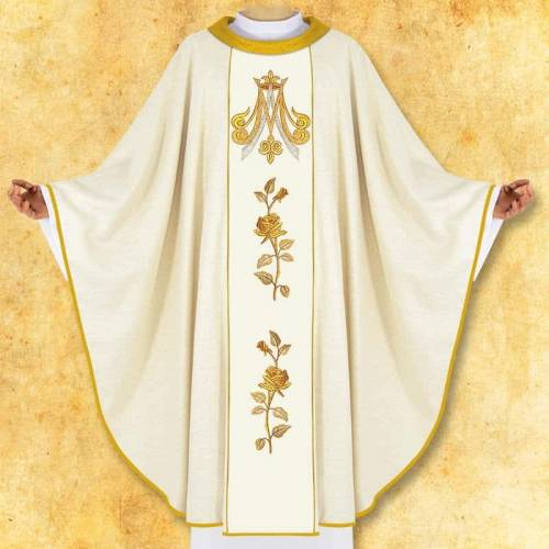 "Chasuble ""Santuario"""