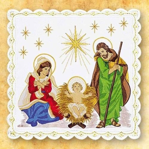 """La pale liturgique """" Saint Famillie"""""""